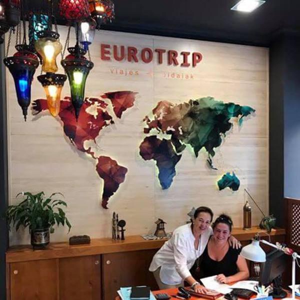 imagen noticia: ¡Un lavado de cara en VIAJES EUROTRIP!