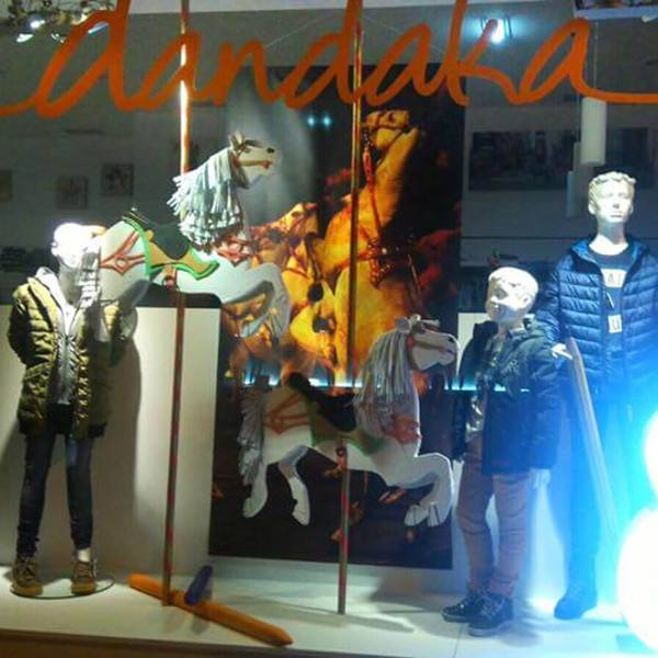 imagen noticia: Escaparate de feria en DANDAKA Tolosa