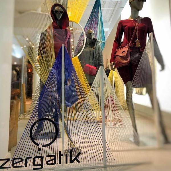 imagen noticia: ¡Un escaparate a la moda en ZERGATIK Bilbao!