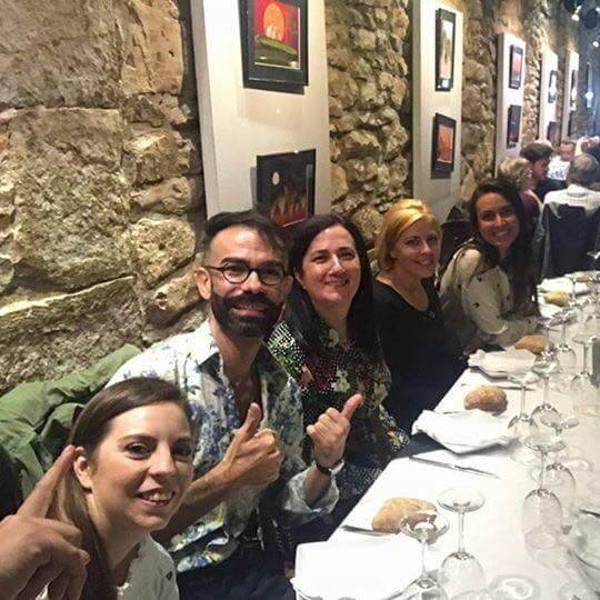 imagen noticia: ¡Así celebramos el premio de mis alumnos de Bilbao en junio!
