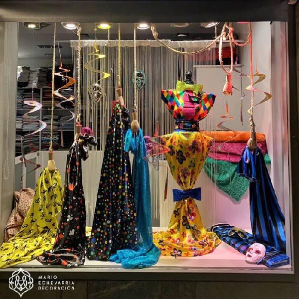 imagen noticia: MUCHAS TELAS tiene todas las telas para tu disfraz de carnaval