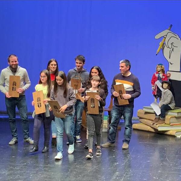 imagen noticia: Premios literarios ON MANUEL ANTONIO ANTIA en Urnieta