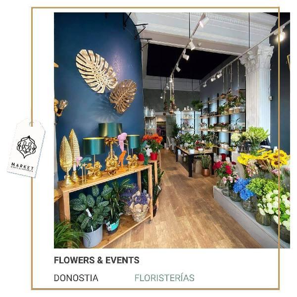 imagen noticia: FLOWERS & EVENTS - MARKET