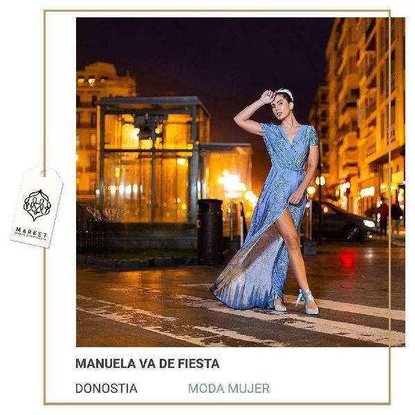 imagen noticia: MANUELA VA DE FIESTA - MARKET