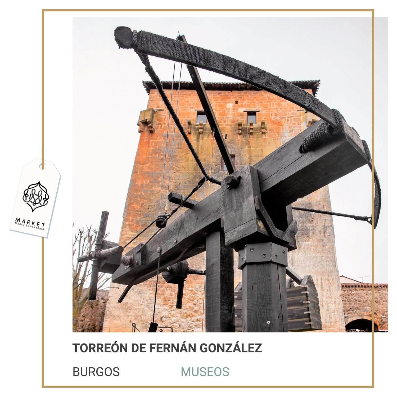 Foto noticia TORREÓN DE FERNÁN GONZÁLEZ - MARKET