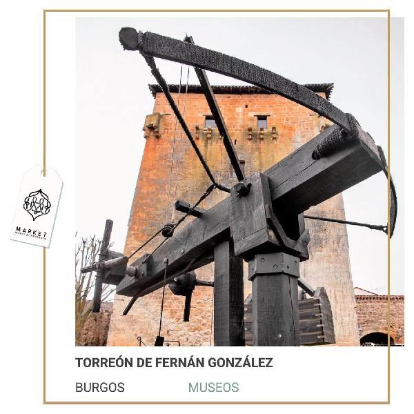 imagen noticia: TORREÓN DE FERNÁN GONZÁLEZ - MARKET